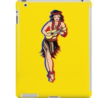 pin up iPad Case/Skin