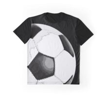 Soccer Ball  Graphic T-Shirt