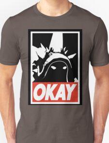 OKAY Rammus parody Unisex T-Shirt