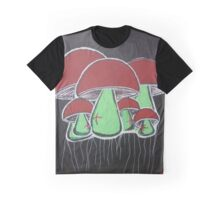 Mint Chocolate Trip Graphic T-Shirt