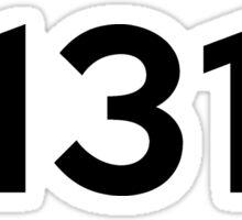 41319 Sticker