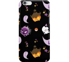 A Ghastly Halloween iPhone Case/Skin