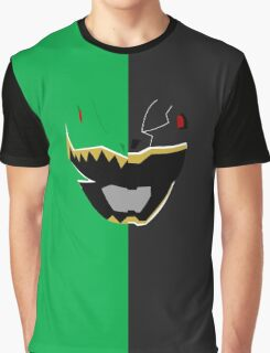 Black N Green - Dino Charge Graphic T-Shirt