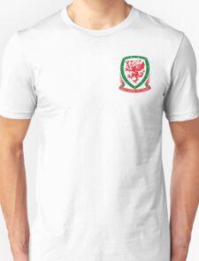 Euro 2016 Wales Logo T-Shirt