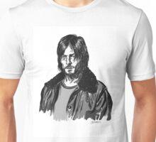 Grayscale Reedus Unisex T-Shirt