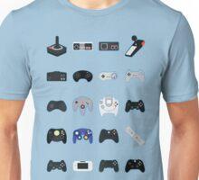 console evolution Unisex T-Shirt