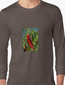 Red hot chilli peppers Long Sleeve T-Shirt