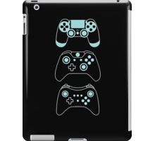 console gaming iPad Case/Skin