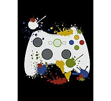 controller graffiti Photographic Print