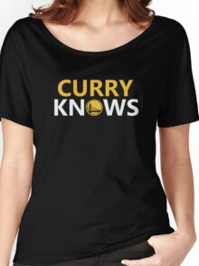 Curry Knows Women's Relaxed Fit T-Shirt