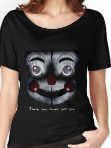 FNAF Sister Location: There was never just one Women's Relaxed Fit T-Shirt
