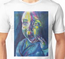 Oh my Grandmother what big teeth you have! But, look mine are growing too! Unisex T-Shirt