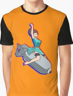 pin up  Graphic T-Shirt