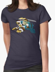 Murasame! Womens Fitted T-Shirt