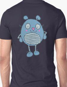 Pinkie Blue Unisex T-Shirt