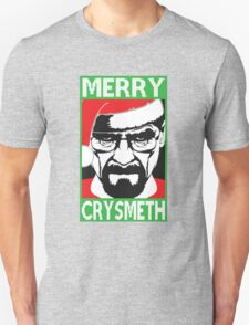 Breaking Bad Merry Christmeth T-Shirt