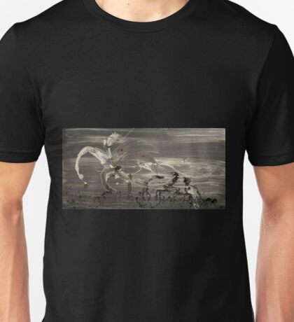 MM - 0004 - The Harvest Wheel B Unisex T-Shirt