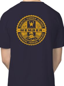 Galactic Starship Alliance Classic T-Shirt