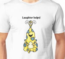 Laughter Helps Unisex T-Shirt