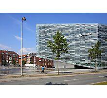 Commercial Architecture, Copenhagen, Denmark Photographic Print