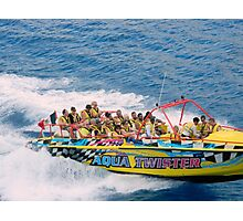 Fun in the Sun - Cozumel Photographic Print