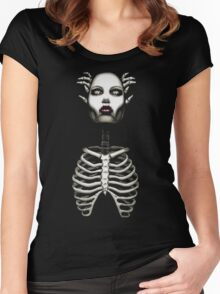 Sinister Women's Fitted Scoop T-Shirt