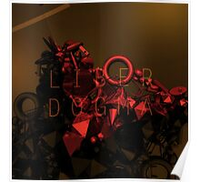 THE BLACK DOG PRODUCTIONS LIBER DOGMA Poster