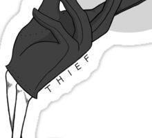 Thief Sticker