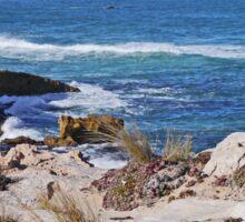 Coastline near Robe, South Australia Sticker