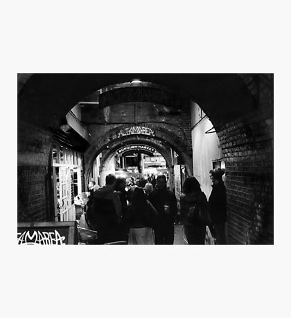 Borough Market  Photographic Print