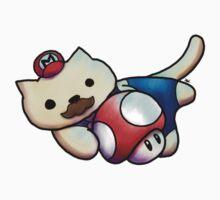 Plumber  Kitty Baby Tee