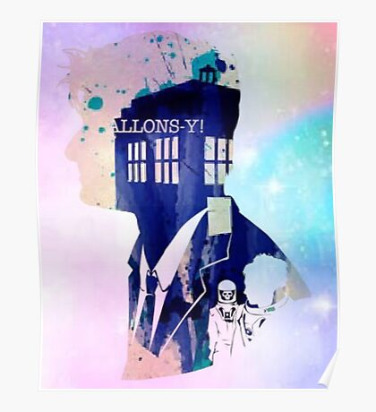 Doctor who-David Tennant tenth doctor Poster