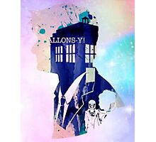 Doctor who-David Tennant tenth doctor Photographic Print
