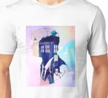 Doctor who-David Tennant tenth doctor Unisex T-Shirt