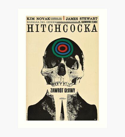 Polish Art Poster - Vertigo Art Print
