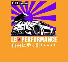 GTR LB Performance Blue Unisex T-Shirt