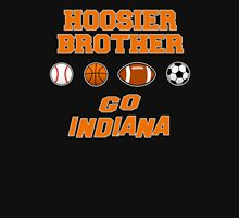 Hoosier brother go indiana Unisex T-Shirt