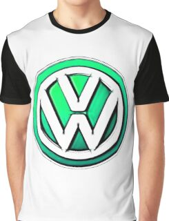 VW T Graphic T-Shirt