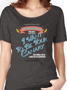 I Want To Be Your Crow Women's Relaxed Fit T-Shirt