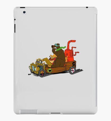 Lazy Luke and Blubber Bear iPad Case/Skin