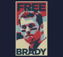 Free Brady Baby Tee