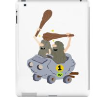 The Slag Brothers iPad Case/Skin