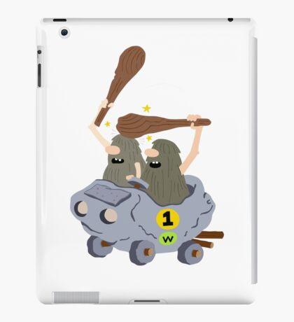 The Slag Brothers iPad Case/Skin