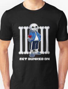 "Undertale - Sans ""Get Dunked On"" Unisex T-Shirt"