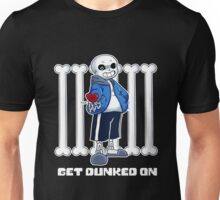 "Undertale - Sans ""Get Dunked On"" Unisex T-Shirt"