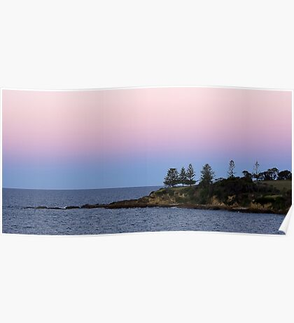 Point Dickinson - Bermagui Poster