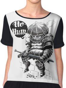 Ho-Hum Chiffon Top