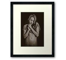 Kery - Innocence I  Framed Print
