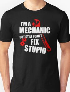 IAM A MECHANIC Unisex T-Shirt