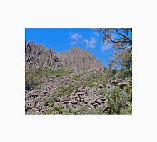 Cliffs, Ben Lomond Mountain, Tasmania, Australia Unisex T-Shirt